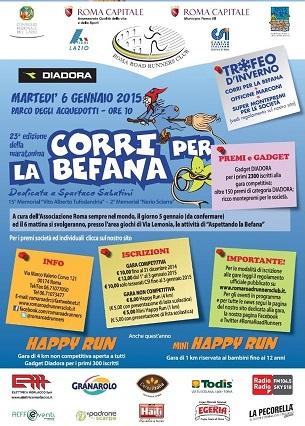 """23^-edizione-""""Corri-per-la-Befana"""""""