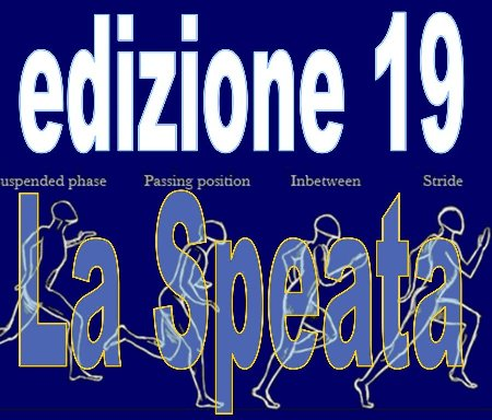 """Edizione-19-""""La-Speata"""""""