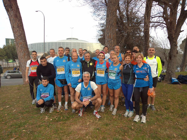 Roma-Ostia-Half-Marathon